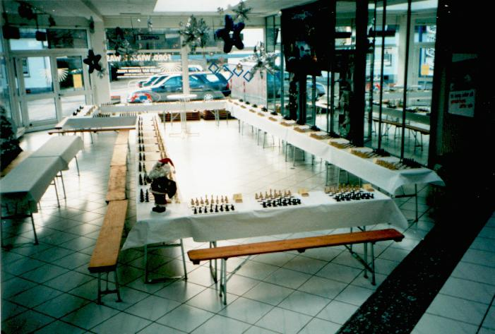 Turniersaal 1