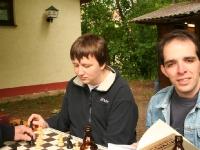Dominik und Tobias