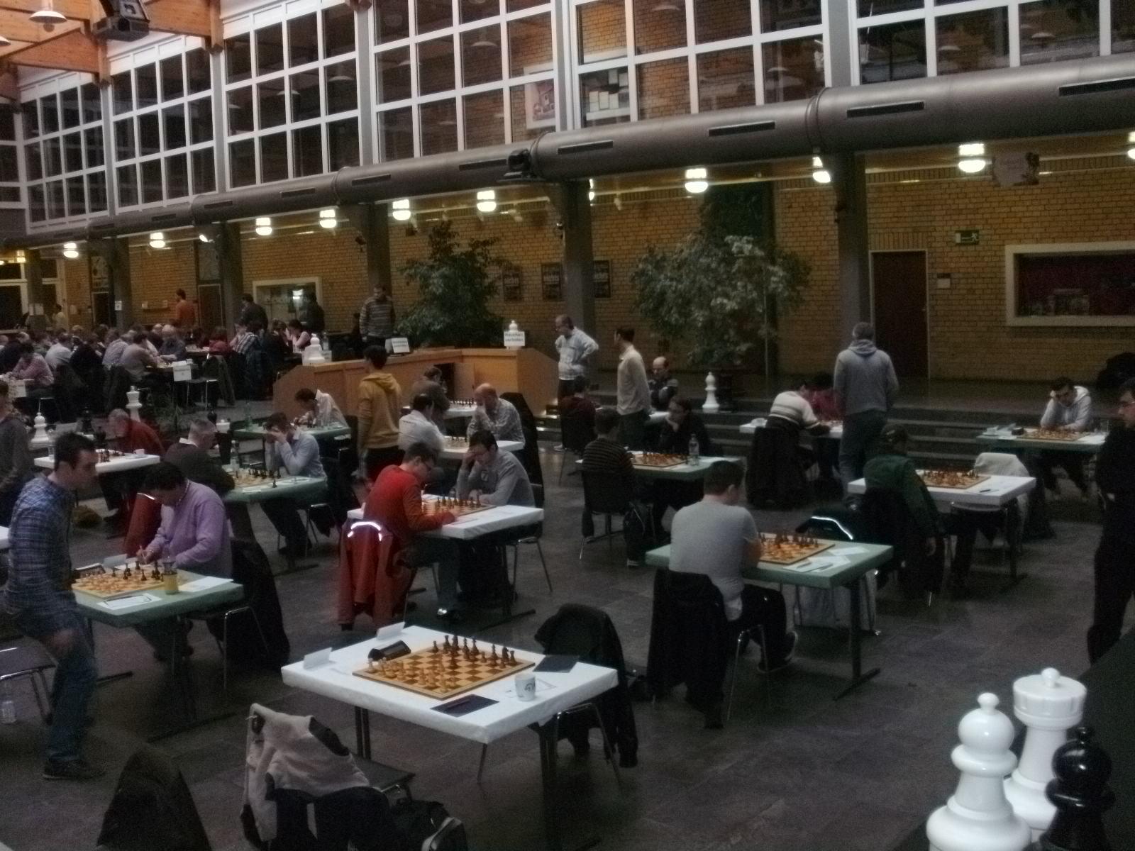 Schachkongress 2013