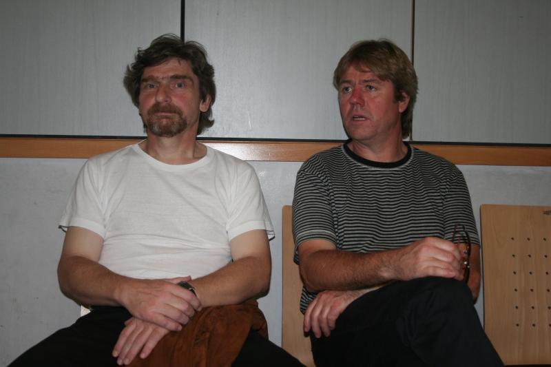 Berthold und Michael
