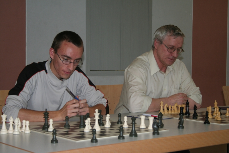 Aleksej und Boris