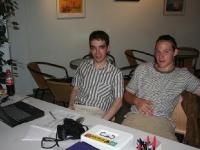 Tobias und Ernst-Michael