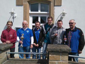 4 Mannschaft - Meister Kreisklasse A 2015-2016