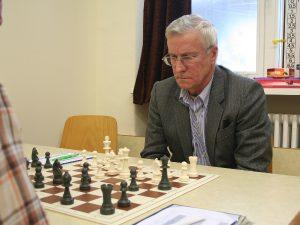 Boris Gubin 2011 gegen Gerhard Hänsel