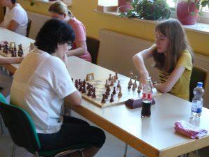 Frauenschnellschachmeisterschaft 2016 - Entscheidungspartie
