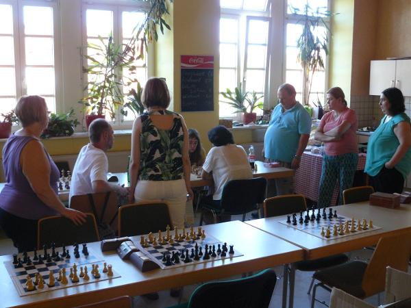 Frauenschnellschachmeisterschaft 2016 - Spannender Höhepunkt