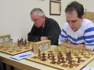 Helmut Knoll und Tobias Schwabe