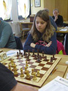 Katharina Bohrer 2016 in Mackenbach