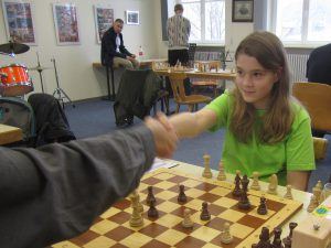 Katharina Bohrer 2017 gegen Ohmbach
