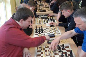 Mannschaftsblitz Schachkongress 2017