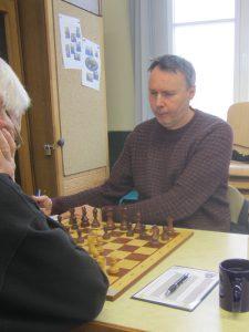 Mike Sidon 2018 gegen Fischbach