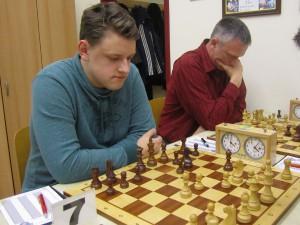 Philipp Näher und Mario Jacobs