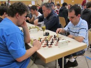 Schachkongress 2012 Pirmasens - Blitz Muranyi gegen Schwabe