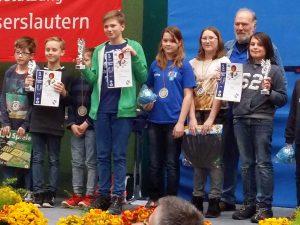Schachkongress 2016 - Jugendturnier U12