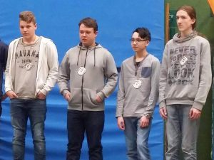 Schachkongress 2016 - Jugendturnier U16-U18