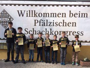 Schachkongress 2017 - Jugend - Ausschnitt