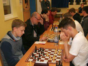 Schachkongress 2017 - Mannschaftsblitz
