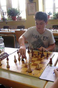 Simon Rommelfanger BJEM 2016 - Partie 1