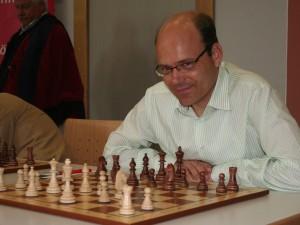 Bernd Knöppel, Vorsitzender des Pfälzischen Schachbundes (PSB).