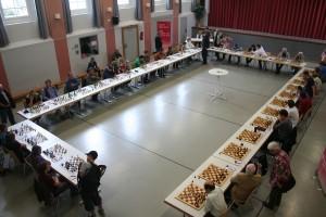 Große Runde in der Birkenfelder Stadthalle.