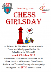 Chess Girlsday