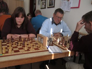 Verena Jacobs und Walter Schultheiß 2015