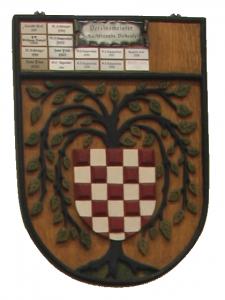 Wappenschild Pokal Vereinsmeisterschaft