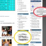 Neuerungen auf der Homepage